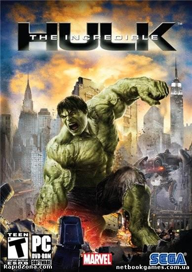 Скачать невероятный халк the incredible hulk